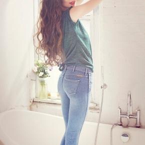 Kultowe jeansy w wersjiSPA