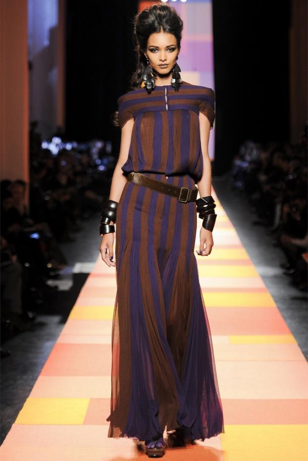 Lais Ribeiro Jean Paul Gaultier Couture SS 2013-003