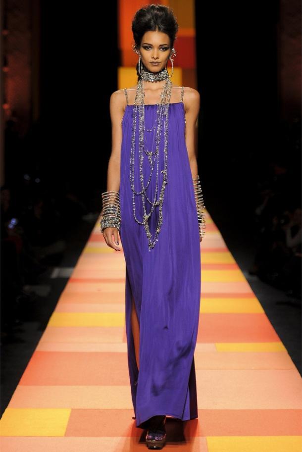 Lais Ribeiro Jean Paul Gaultier Couture SS 2013-004