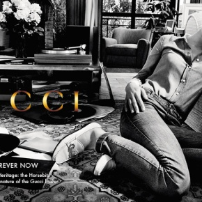 "Kampania ""Forever Now"" Gucci"