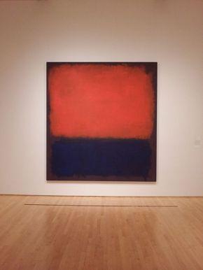 Mark Rothko w MuzeumNarodowym