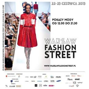 Warsaw Fashion Street2013