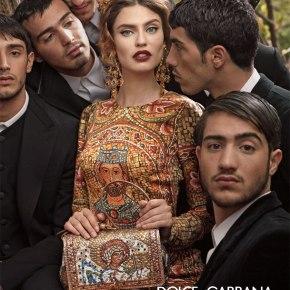 Zachwycająca kampania Dolce&Gabbana f/w2013