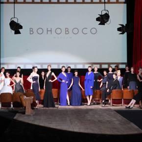 W starym kinie- pokaz BOHOBOCO A/W2013/14