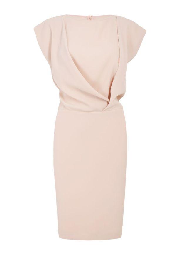 BOHOBOCO SS 2014 - sukienka triacetat (nowoczesna tkanina) (m)