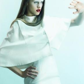 """Kolekcja """"Icy origami"""" by LucyZavatska"""