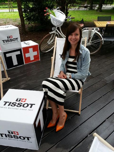 Joanna Byrt Tissot Jr PR & Marketing Manager