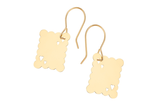 LoveBiscuitEarrings:249.00