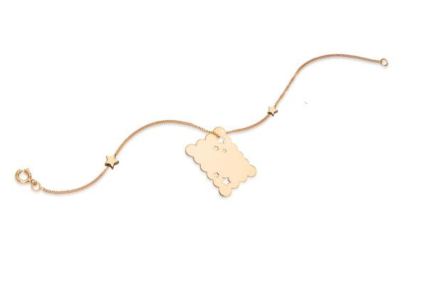 LuckBiscuit Charm Bracelet209.00: