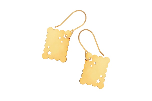 LuckBiscuitEarrings249.00: