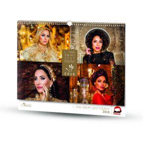 Premiera charytatywnego kalendarza OmenyMensah